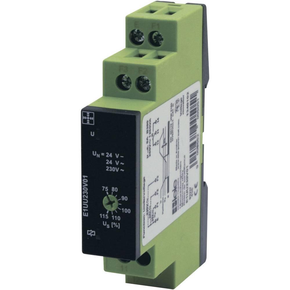 TELE-Nadzorni relej jednofaznog napona serije ENYA E1UU230V01 1340102