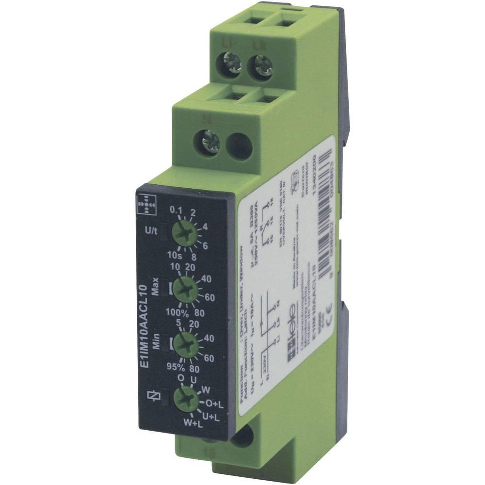 TELE-Nadzorni relej jednofaznog napona serije ENYA E1IM10AACL10, 230V/AC 1340200