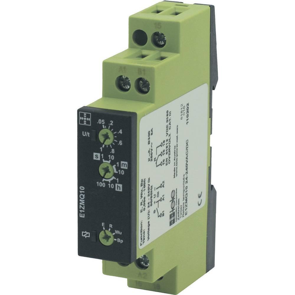 TELE E1ZMQ10-Časovni rele serije ENYA, 24-240VAC/DC, 24-240 V DC/AC, 1NC, 8A/250V/AC 110202