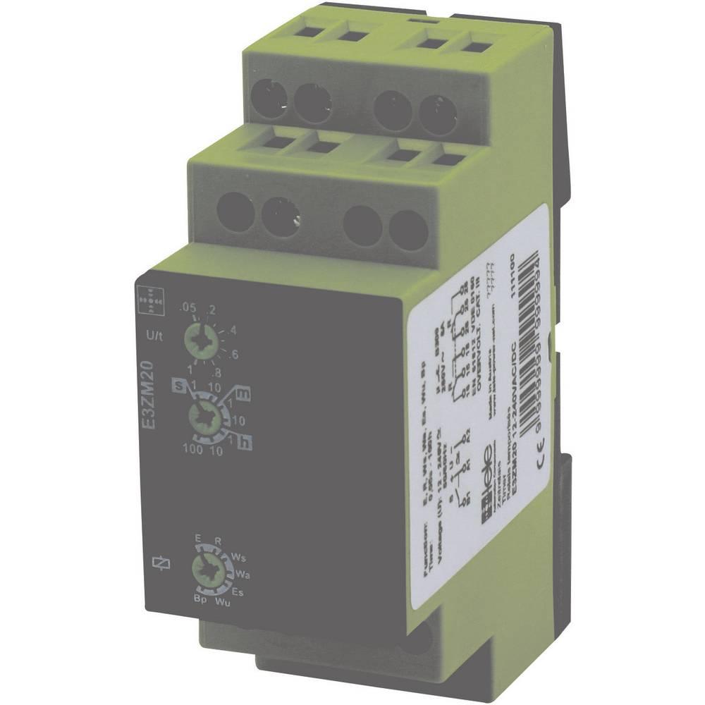 Vremenski relej TEle serije Enyatele E3ZM20, 12-240 V AC/DC12- 240 V DC/AC 111100