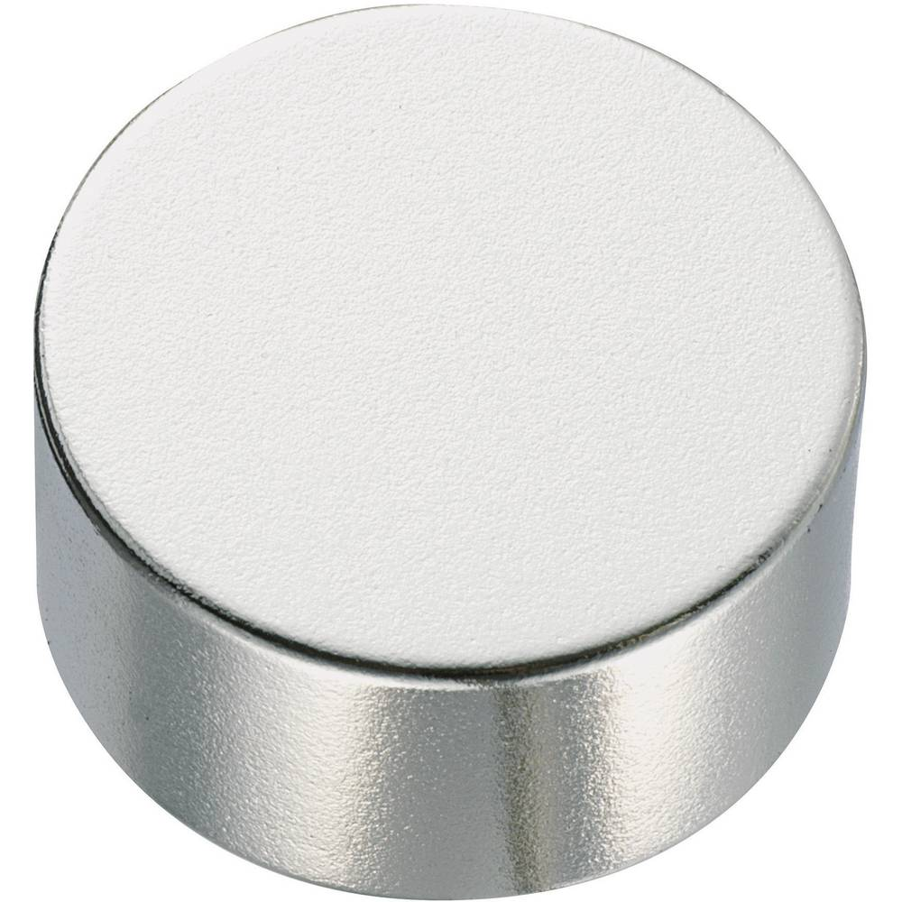 Trajni magnet N45 Conrad cilindrični 1.37 T granična temperatura (maks.): 80 °C