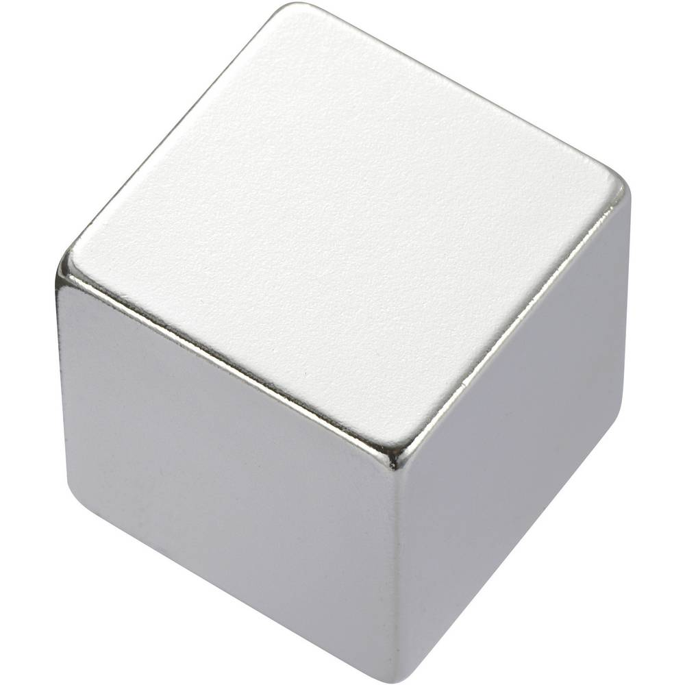 NDFEB-MAGNET RECTANGLE N45 10X10X10MM