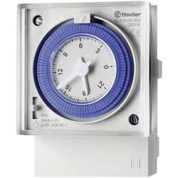 Finder 12.31.8.230.0000-Mehanički vremenski prekidač, zidni, 230 V/50-60 Hz, 1 NO, 16A