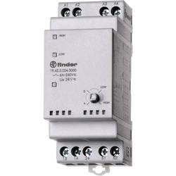 Industrierelais (value.1468820) 1 stk Finder 19.42.0.024.0000 Nominel spænding: 24 V/DC, 24 V/AC Brydestrøm (max.): 10 A 2 Schli