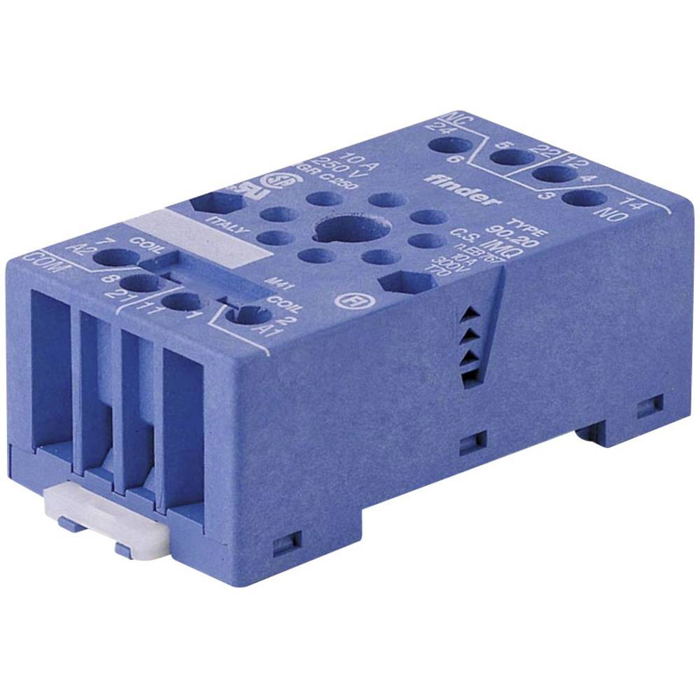 Accessories for series 88: Socket series 90 Finder 90.20