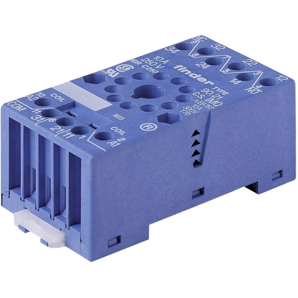 Accessories for series 88: Socket series 90 Finder 90.21