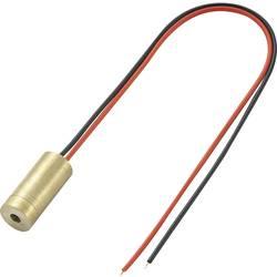 Lasermodul punktlaser rød Conrad Components LM01RDD Rød 1 mW LM01RDD