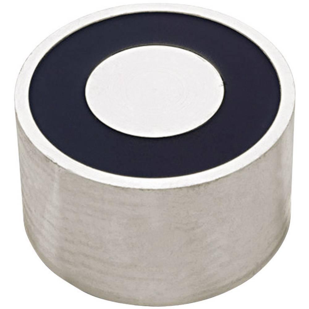 Elektromagnet magnetisk (strømløs tilstand) (value.1825497) 720 N 24 V/DC 15 W Intertec ITS-PE7045-24VDC *