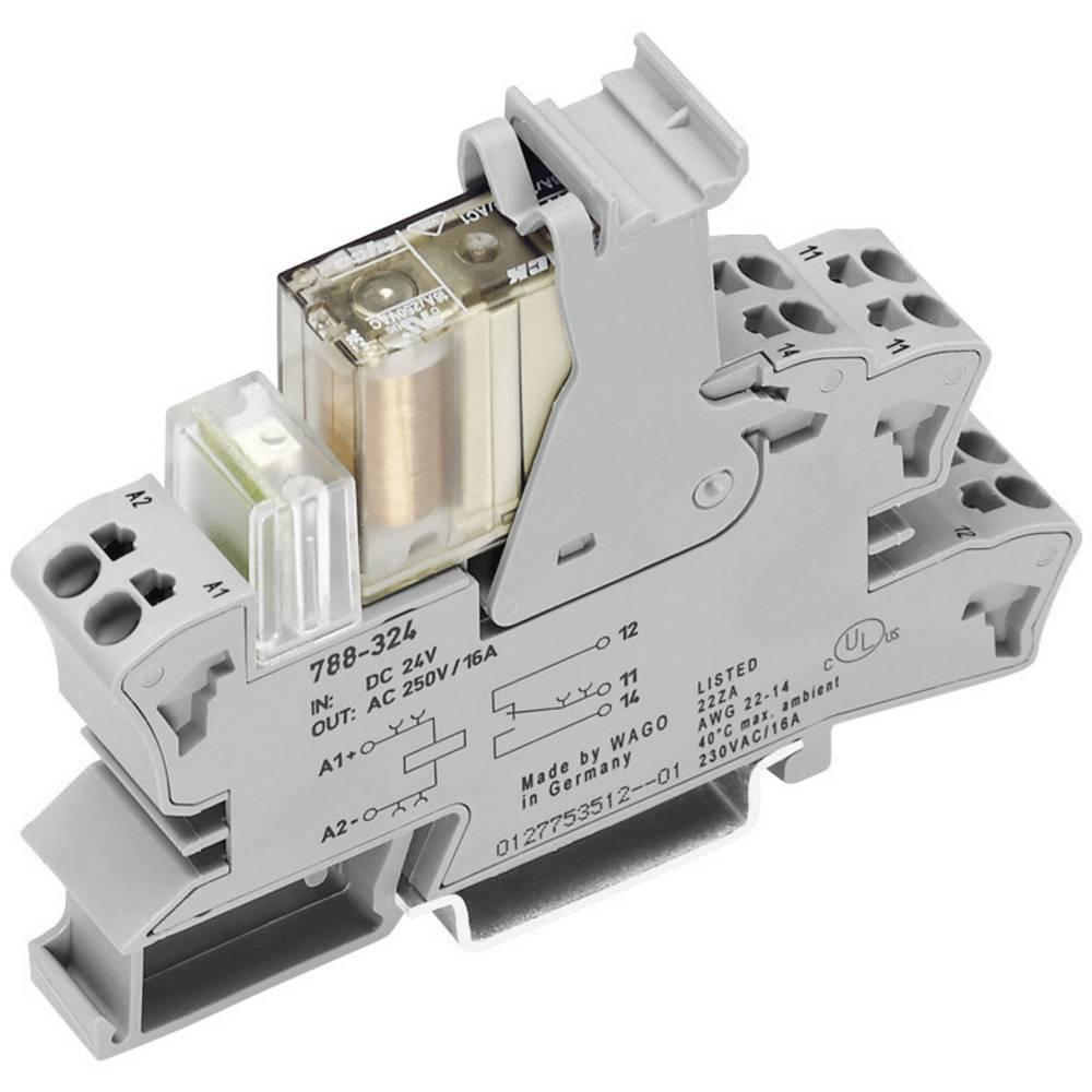 WAGO 788-355 Relay SPST-NO 24Vdc IP20