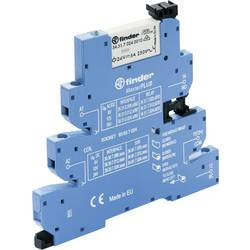 Povezovalni rele 10 KOS 24 V/DC, 24 V/AC 6 A 1 menjalo Finder 39.31.0.024.0060