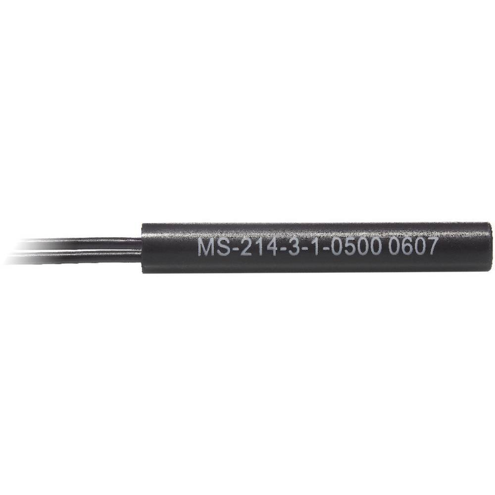 Reed-kontakt 1 x sluttekontakt 180 V/DC, 130 V/AC 0.7 A 10 W PIC MS-214-3