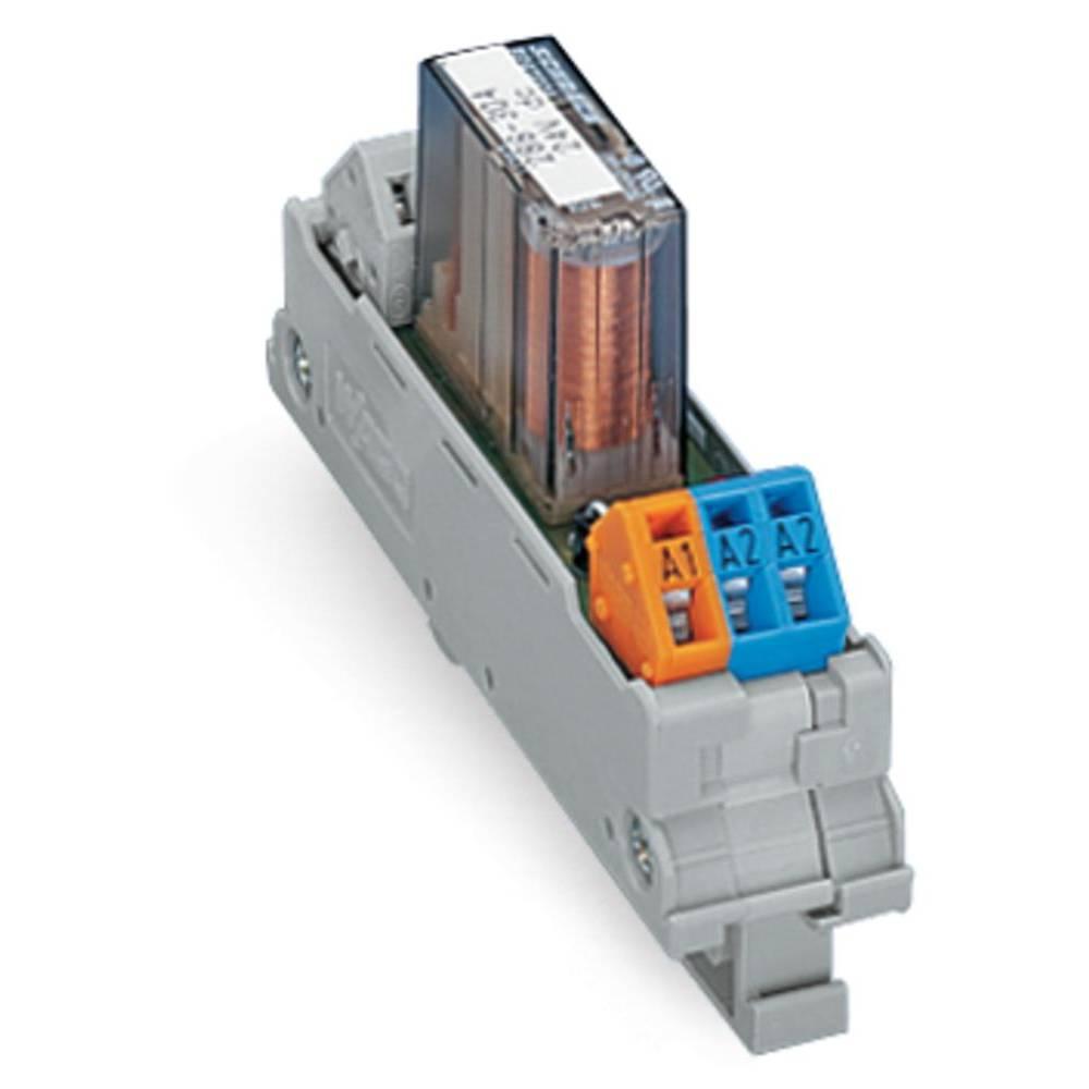 Tiskano vezje za rele, opremljeno, 1 kos WAGO 288-304 1 x preklopni 24 V/DC