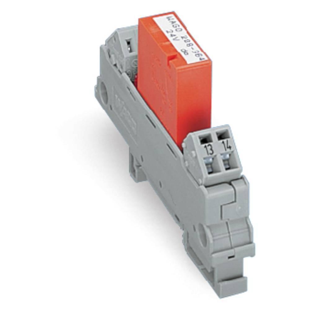 Tiskano vezje za rele, opremljeno, 1 kos WAGO 288-364 1 x zapiralni 24 V/DC