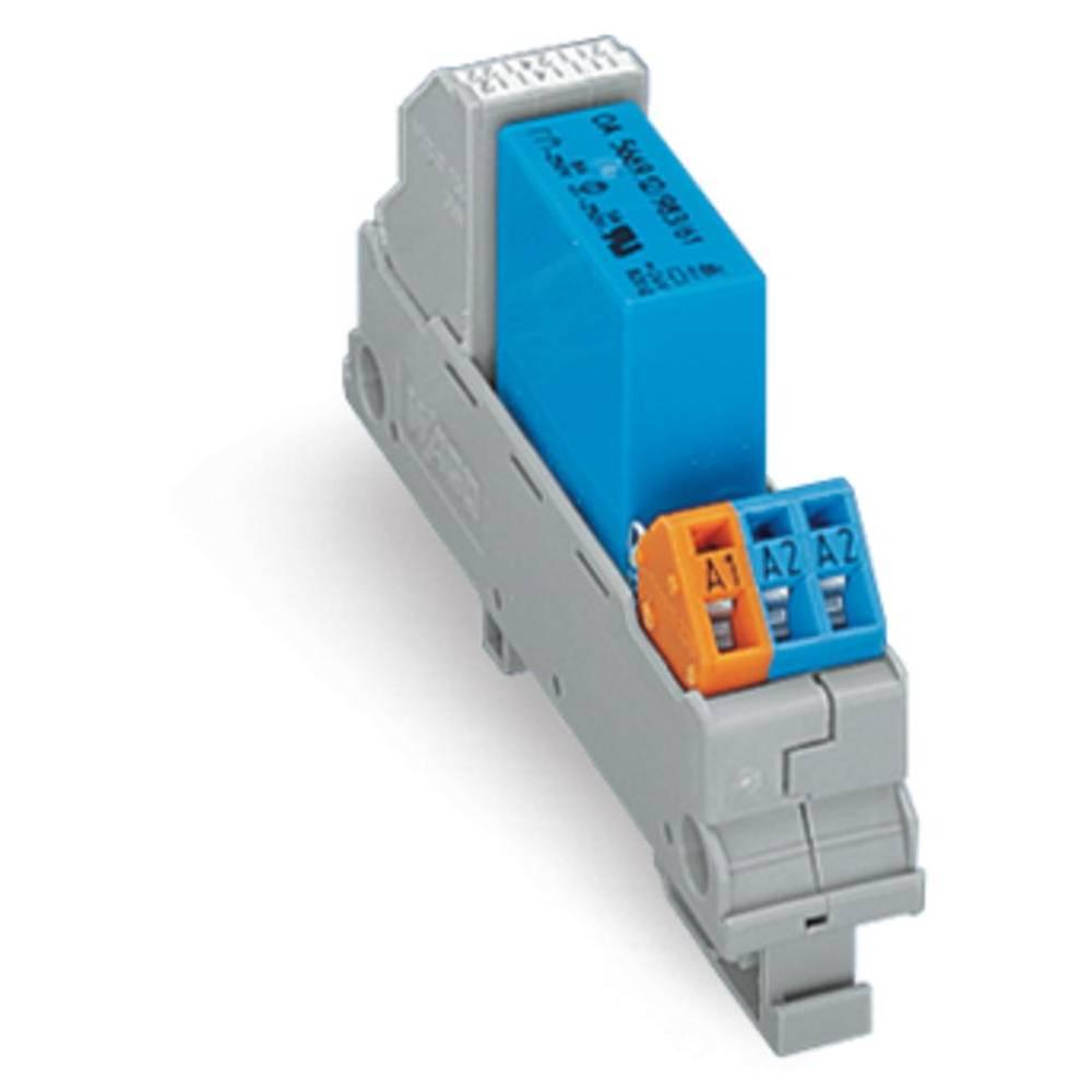 Tiskano vezje za rele, opremljeno, 1 kos WAGO 288-437 2 x preklopni 24 V/DC