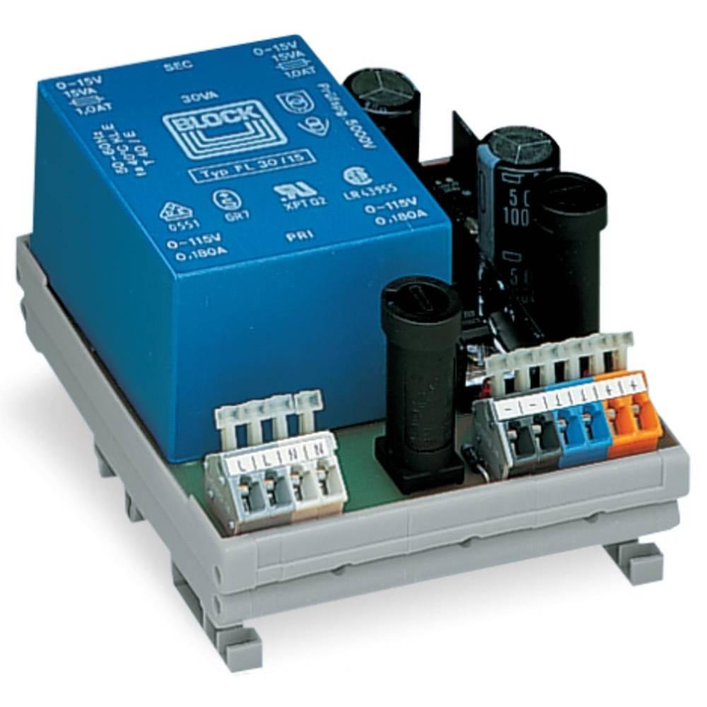 Indgangsmodul 1 stk WAGO 288-815 230 V/AC