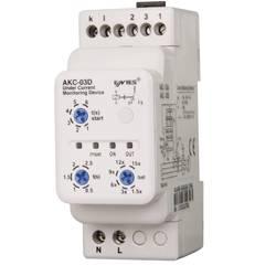 ENTES® AKC-03D current monitoring relay AKC-03D