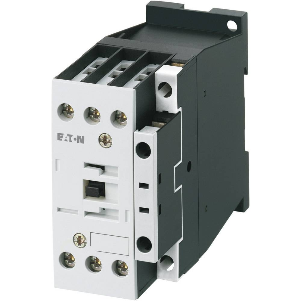 Kontaktor 1 kos DILM38-10(230V50HZ, 240V60HZ) Eaton 3 zapirala 18.5 kW 230 V/AC 38 A s pomožnim kontaktom