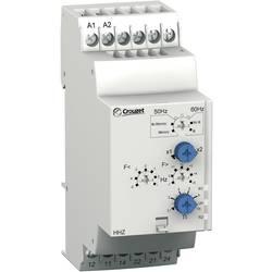 Overvågningsrelæer 120 - 277 V/AC 2 x omskifter 1 stk Crouzet HHZ Over Frekvens, Underfrekvens