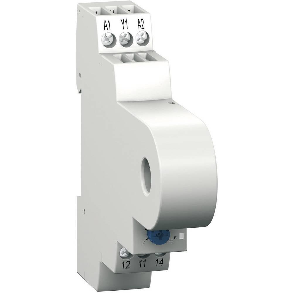 Overvågningsrelæer 24, 24 - 240, 240 V/DC, V/AC 1 x skiftekontakt 1 stk Crouzet MIC Overstrøm, Understrøm
