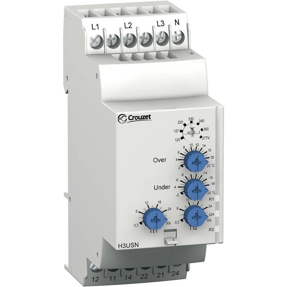 Crouzet-H3USN Rele nadzora faz, za 3-fazno omrežje/faze 84873221