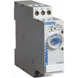 Crouzet-Elektronski vremenski relej Chronos 2TK2R1, 24V/DC/ 24-240 V/AC,2 releja zakašnjenja