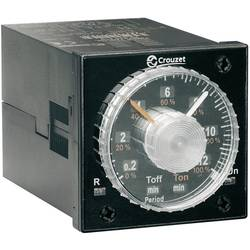 Crouzet-Ugradni analogni vremenski relej TIMER TMR 48L, 12-240 V/DC/ 24-240 V/AC, 5A