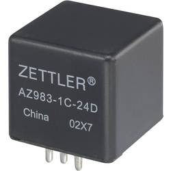 Avtomobilski rele MINI-ISO Zettler Electronics AZ983-1A-12D 12 V/DC 1 zapiralni 80 A maks. 75 V/DC 1120 W