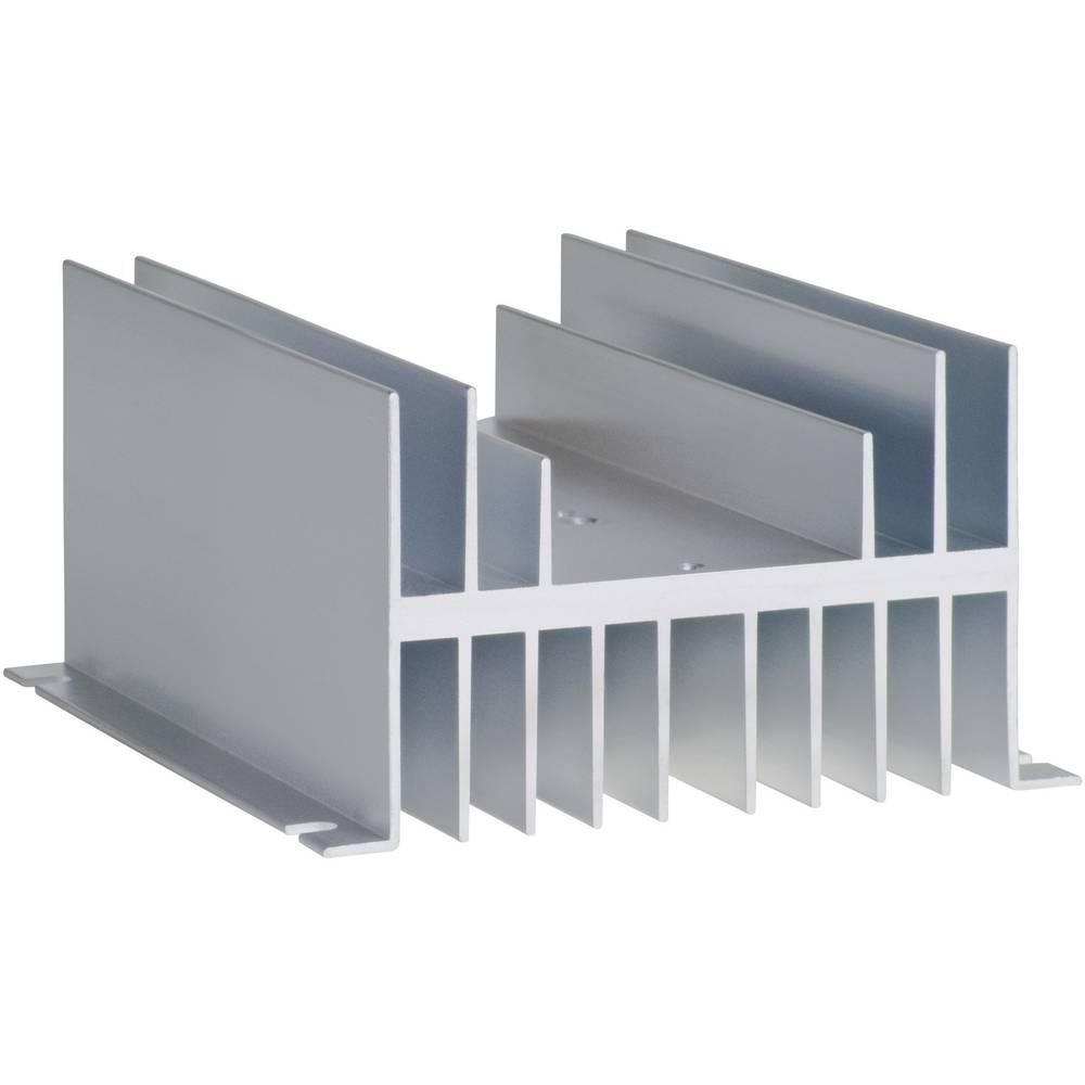 Kølelegemer 0.7 K/W (L x B x H) 139.7 x 120.1 x 66.8 mm Crydom HS072