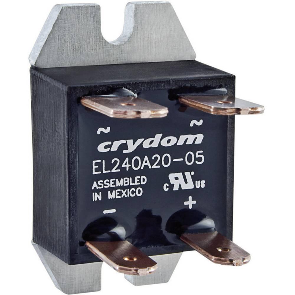 Elektronski bremenski rele Crydom EL240A10-12, bremenski tokdom EL240A10-12, bremenski tok