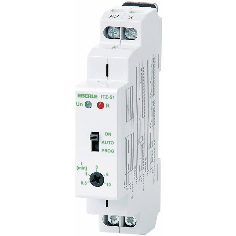 Eberle ITZ 51/0530 86 141 100-Vremenski prekidač svjetla stubišta, 230V/50-60 Hz, 1 NO, 16 A