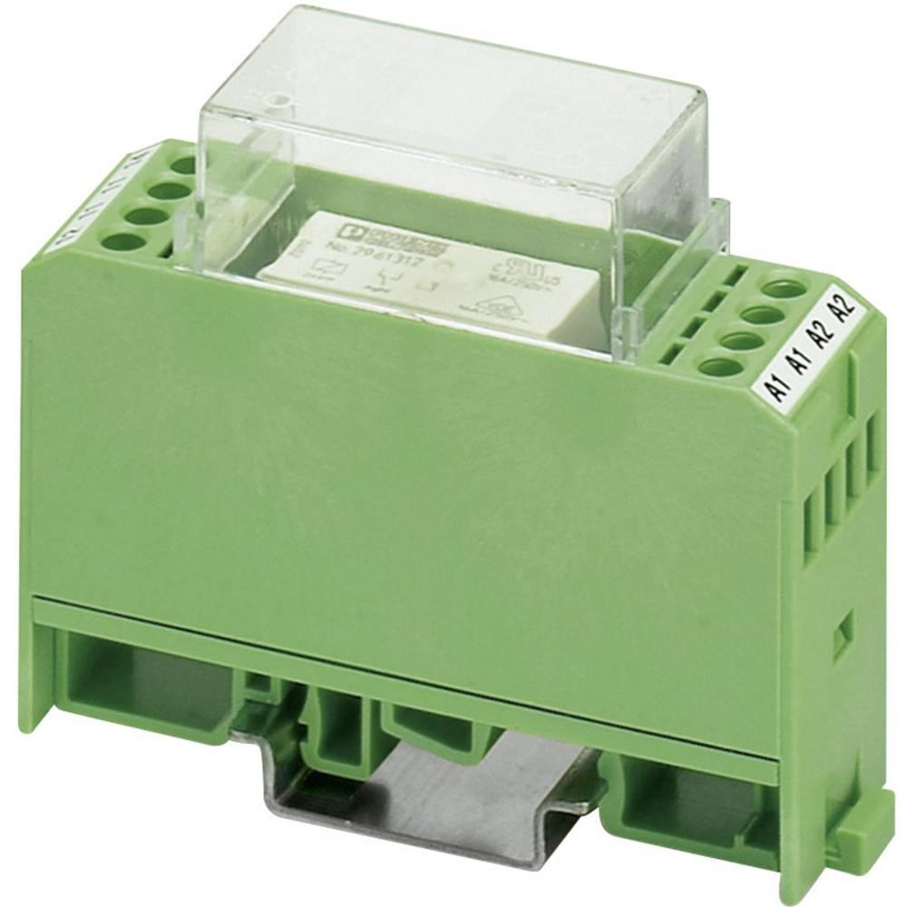 Relækomponent 10 stk Phoenix Contact EMG 22-REL/KSR-120/21-21 2 x omskifter