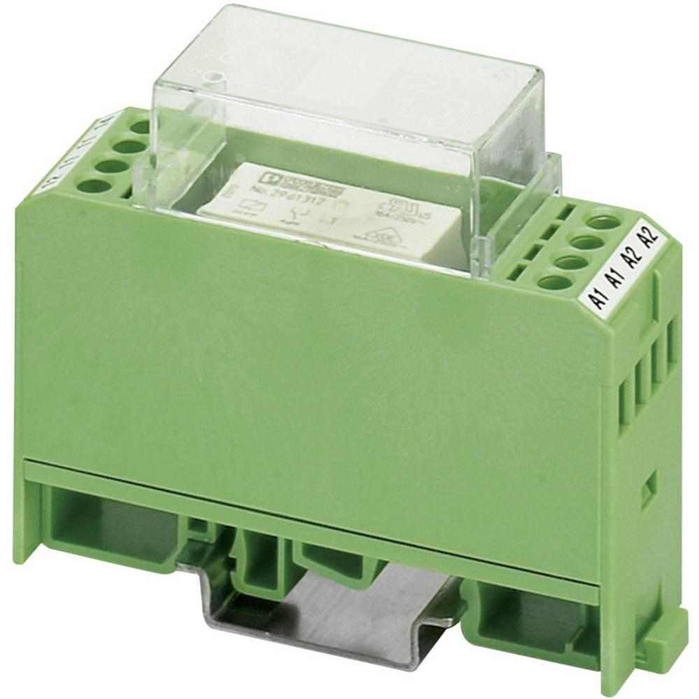 Relejski modul 10 kosov Phoenix Contact EMG 22-REL/KSR- 24/21-21 nazivna napetost 24 V/DC, 24 V/AC preklopni tok (maks.): 3 A 2