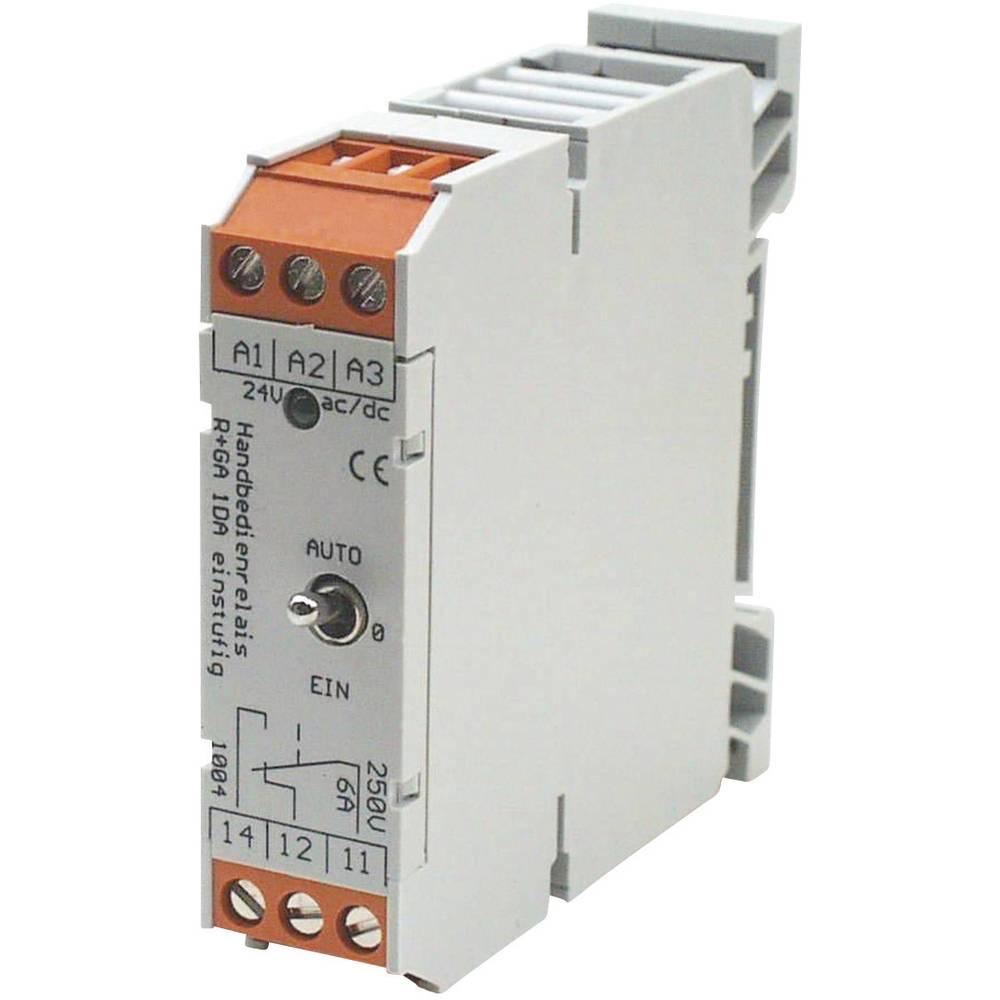Rele za ročno ali samodejno obratovanje Appoldt RM-1W, enostratovanje Appoldt RM-1W, enost 1004