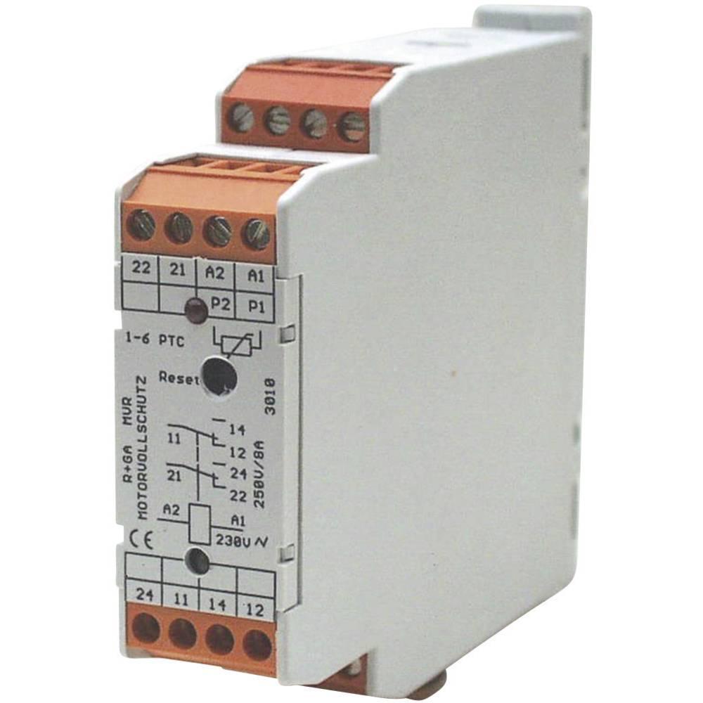 Appoldt TM-W-Termistorski relej za zaštitu motora, PTC kontrola