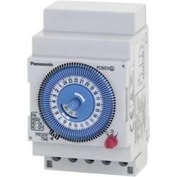Časovna stikalna ura za DIN letev, delovna napetost: 230 V/AC Panasonic TB5560187NJ 1 x preklopni 16 A 250 V/AC dnevni program,