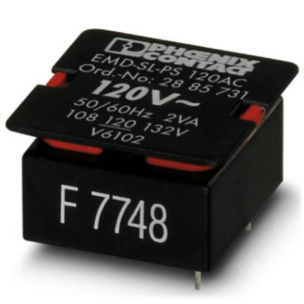 Močnostni modul za nadzorni rele 1 kos Phoenix Contact EMD-SL-PS-120AC primeren za serijo: Phoenix Contact Serie EMD-SL