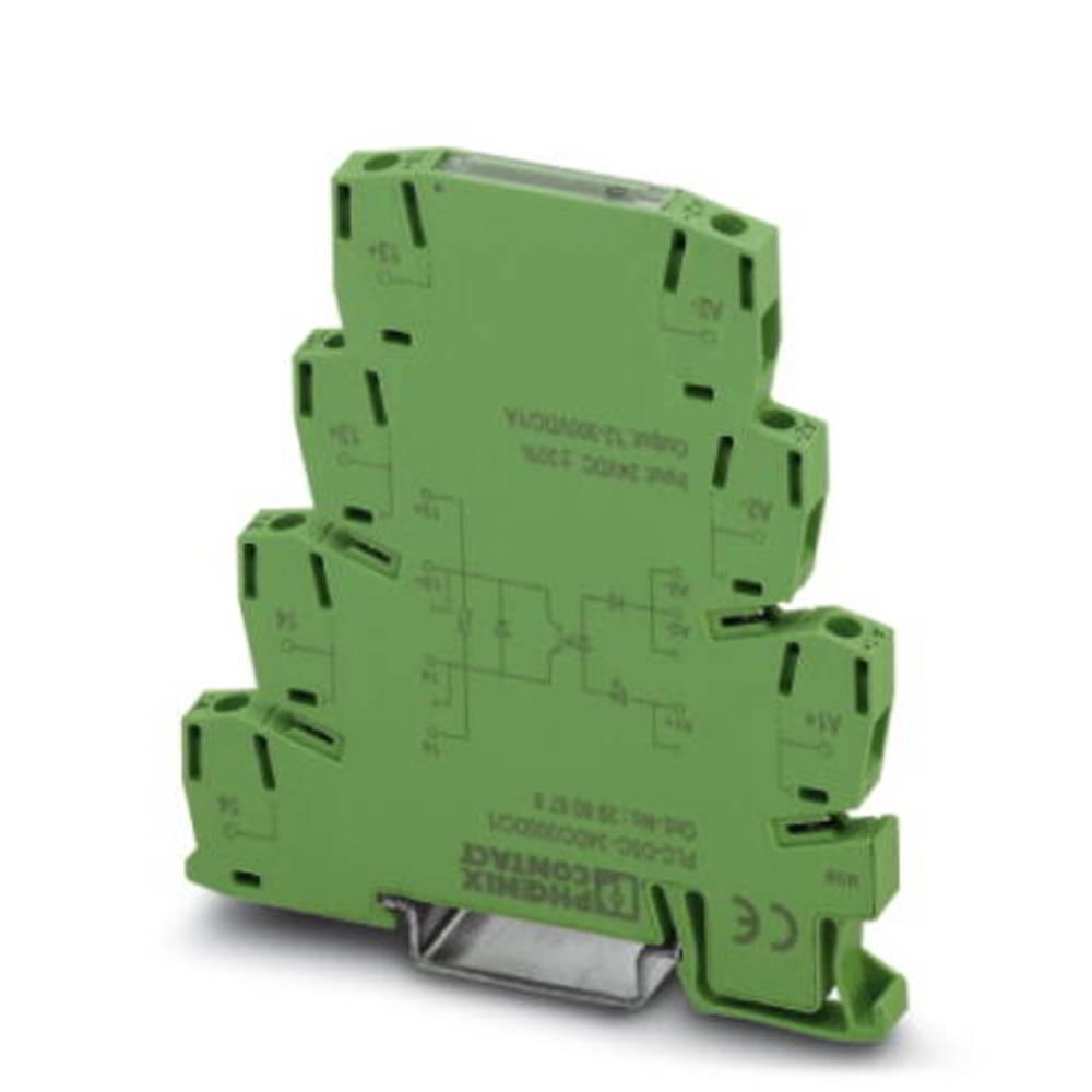 Halbleiterrelais (value.1292894) 10 stk Phoenix Contact PLC-OSC-120AC/300DC/ 1 Last-Strøm (maks.): 1 A Koblingsspænding (max.):