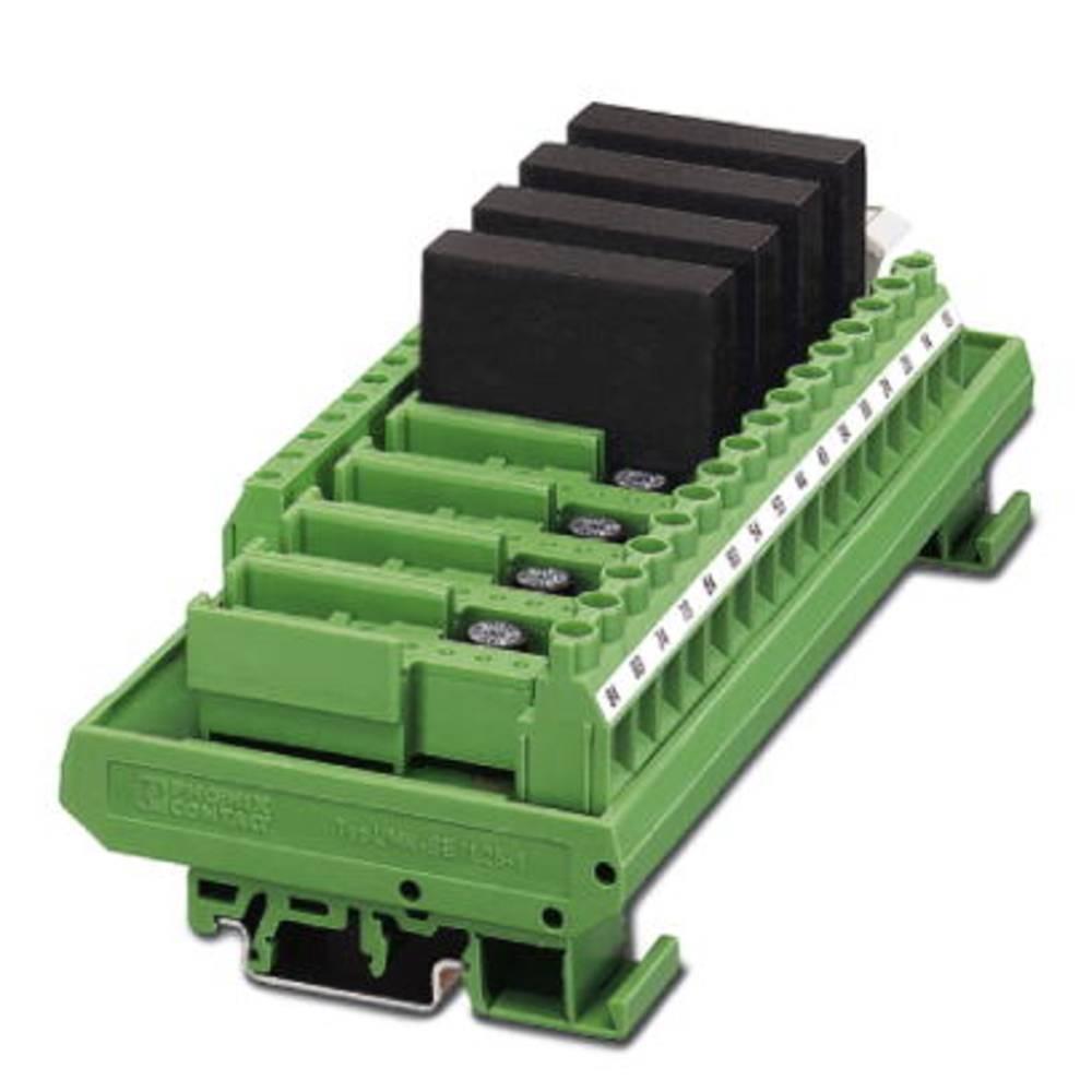 Relaisplatine (value.1292961) uden udstyr 1 stk Phoenix Contact UMK- 8 OM-R/MF/MKDS/P