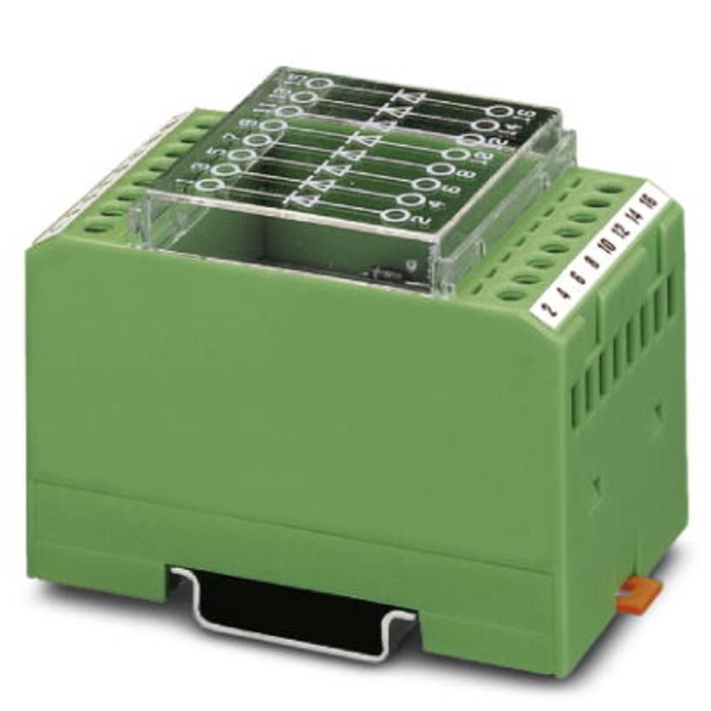 Diodenbaustein (value.1292956) 5 stk Phoenix Contact EMG 45-DIO 8E 250 V/AC (max)