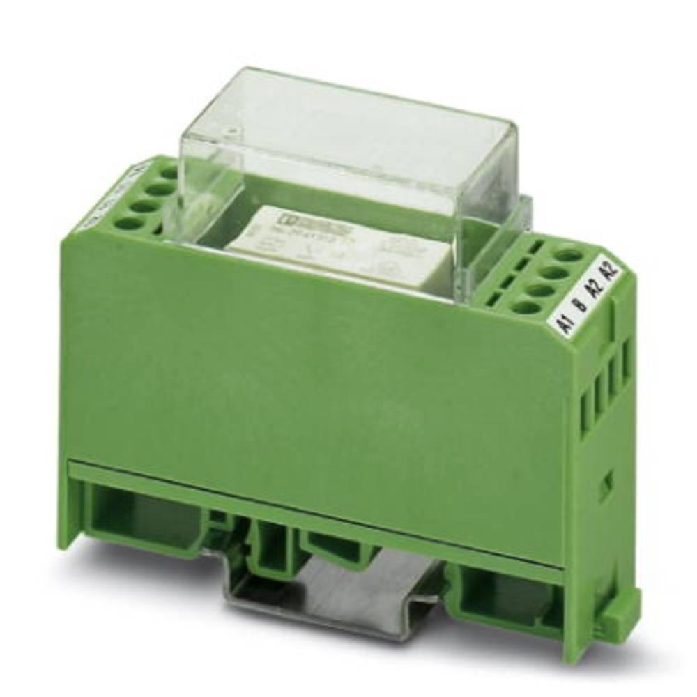 Relejski modul 10 kosov Phoenix Contact EMG 22-REL/KSR-G 24/TRN35 nazivna napetost 24 V/DC preklopni tok (maks.): 5 A 1 izmenjev