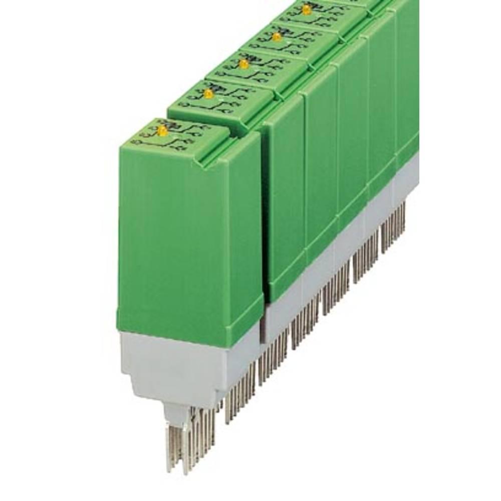 Vtični rele 24 V/DC, 24 V/AC 3 A 2 x preklopni Phoenix Contact ST-REL4-KG 24/21-21/AU 10 kosov
