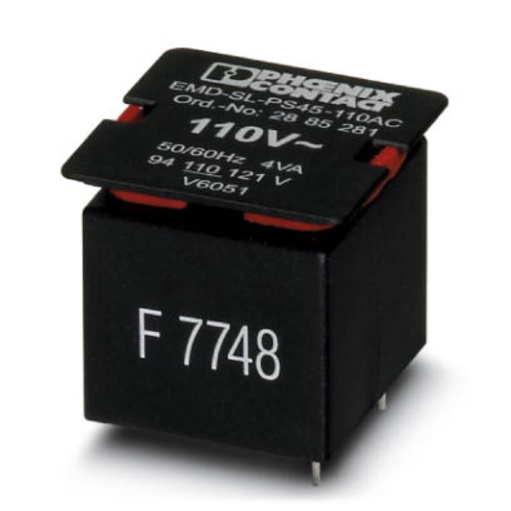 Močnostni modul za nadzorni rele 1 kos Phoenix Contact EMD-SL-PS45-110AC primeren za serijo: Phoenix Contact Serie EMD-FL