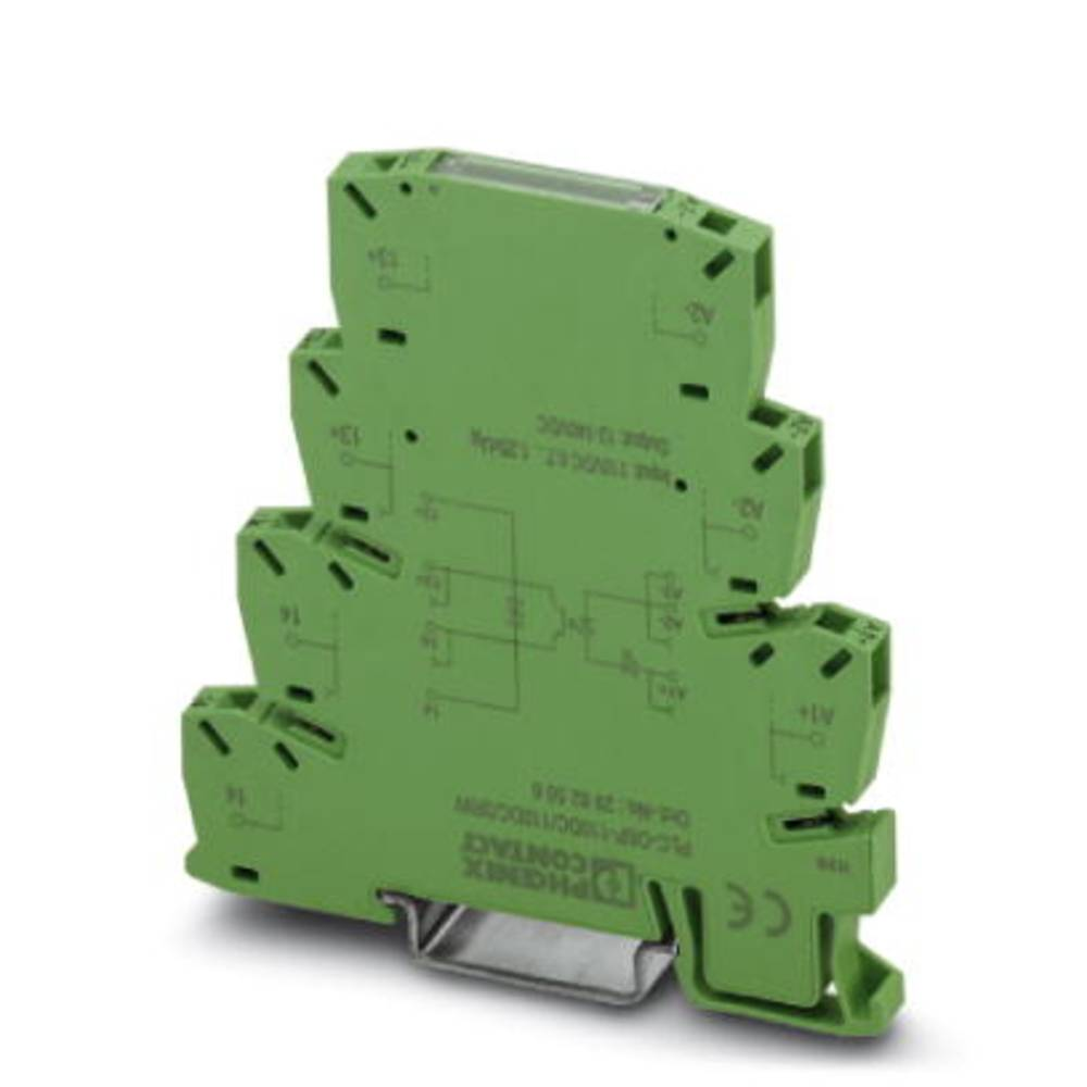 Halbleiterrelais (value.1292894) 10 stk Phoenix Contact PLC-OPT- 36DC/110DC/3RW Last-Strøm (maks.): 3 A Koblingsspænding (max.):