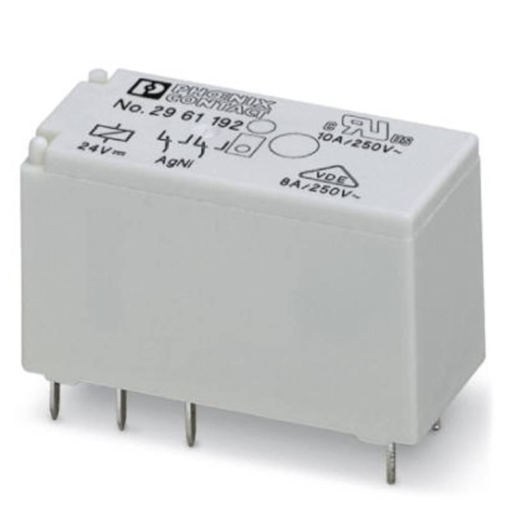 Rele za tiskana vezja 120 V/AC 8 A 2 x preklopni Phoenix Contact REL-MR-120AC/21-21 10 kosov