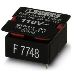 Powermodul für Überwachungsrelais (value.1502752) 1 stk Phoenix Contact EMD-SL-PS-110AC Passer til serie: Phoenix Contact Serie