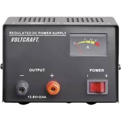 Laboratorijski napajalnik, s stalno napetostjo VOLTCRAFT FSP-1132 13.8 V/DC 2 A 30 W število izhodov: 1 x kalibriran po ISO