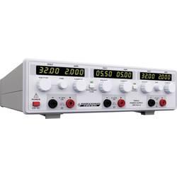 Kalib. ISO-Laboratorijski naponski uređaj, podesivi Hameg HM7042-5 0 - 32 V/DC 0 - 2 A 156 W broj izlaza 3 x
