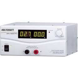 Laboratorijski uređaj za napajanje podesiv VOLTCRAFT SPS 1525 PFC 3 - 15 V/DC 2 - 25 A 375 W daljinsko upravljanje, broj izlaza