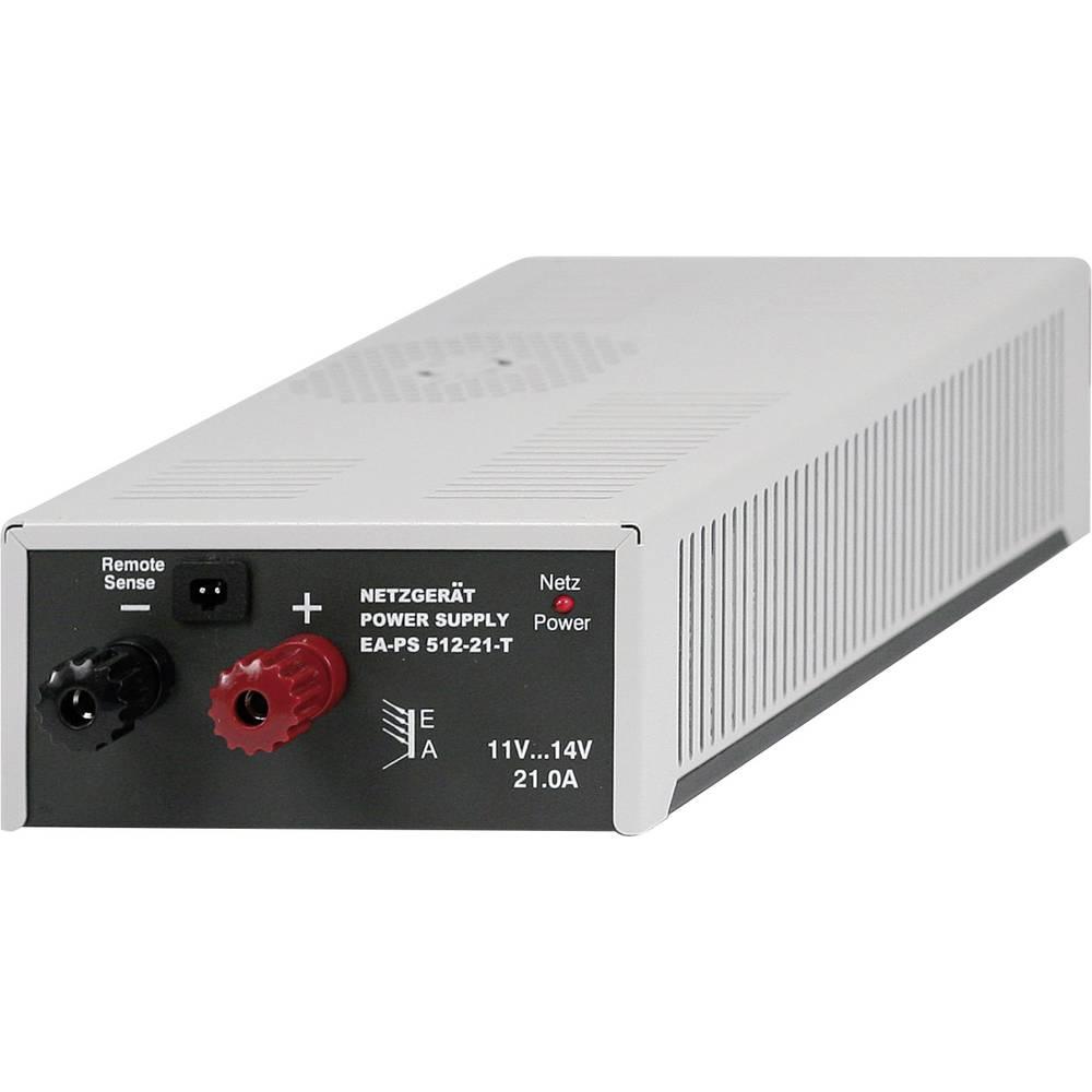 Laboratorijski napajalnik s stalno napetostjo EA Elektro-Automatik EA-PS-512-21-T 11 - 14 V/DC 21 A 300 W število izhodov 1 x
