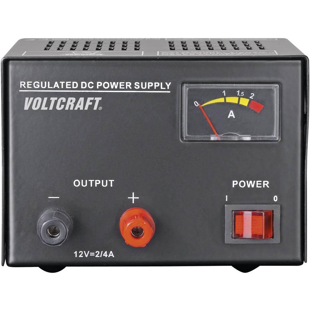 Laboratorijski uređaj za napajanje, fiksni napon VOLTCRAFT FSP-1122 12 V/DC 2 A 25 W broj izlaza 1 x